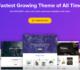 Chính thức sử dụng template Astra cho các dự án thiết kế web